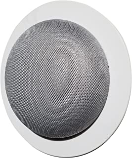 Mount Genie Simple Built-in Wall Mount for Google Nest Mini (2nd Gen) | Award Winning Design | Improves Sound and Appearan...
