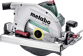 metabo 4061792183124 601085000-Sierra circular manual KS 85 FS 2000W 5000 rpm disco 235mm, 2000 W, Negro