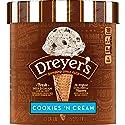 Dreyer's, Grand Cookies 'N Cream Ice Cream, 1.5 qt (Frozen)