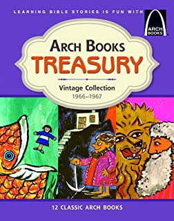 Arch Books Treasury Vintage Collection: 1966 - 1967