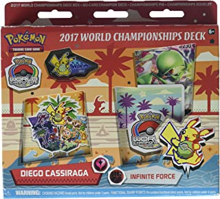 Pokemon World Championship Collectible Cards, Packaging may vary