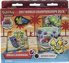 Best 2017 pokemon championship deck Reviews