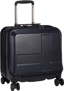 [イノベーター] スーツケース 機内持ち込み 横型 多機能モデル INV36 保証付 33L 36.5 cm 3.4kg ブラックエンボス