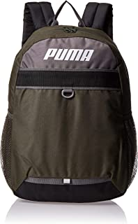 Puma Plus Backpack Forest Night Green Bag For Unisex, Size One Size
