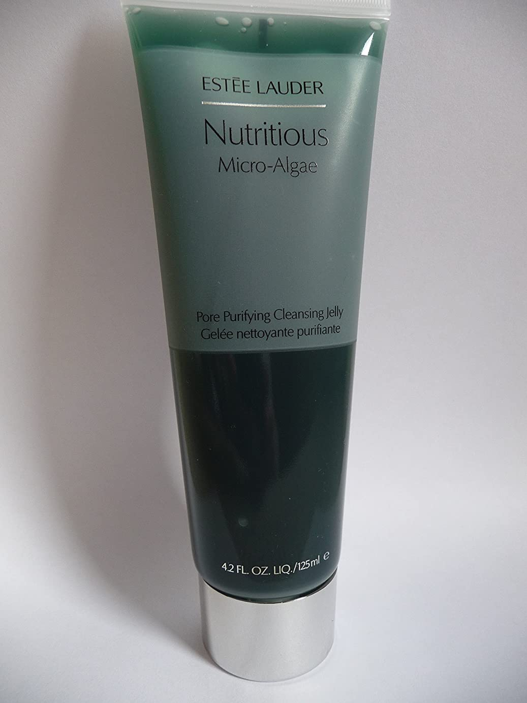 カメ撃退する式エスティローダー Nutritious Micro-Algae Pore Purifying Cleansing Jelly 125ml/4.2oz並行輸入品