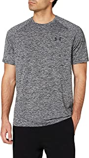 Under Armour Men's Tech 2.0 Shorts Sleeve T-Shirt Short Sleeve