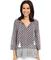 Dylan by True Grit - Indie Tunic with Stripe