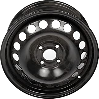 Dorman 939-100 Steel Wheel for Select Chevrolet / Pontiac Models (15x6in. / 4x100mm)