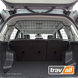 Travall Guard Compatible with Land Rover LR2 (2006-2014) TDG1063 - Rattle-Free Luggage and Pet Barrier