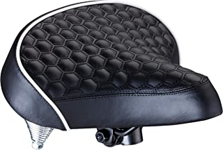Comfort Bike Saddle