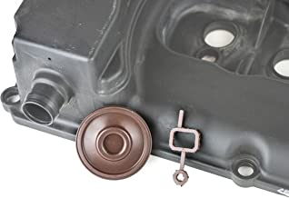 RKX 3.6 & 3.2 Engine Valve Cover PCV Valve Diaphragm membrane and PCV assembly Gasket for VW Audi