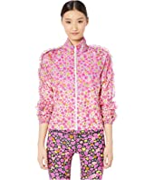 Kate Spade New York Athleisure - Marker Floral Windbreaker