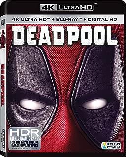 Deadpool 4K Ultra-HD