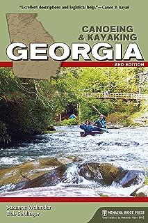 Canoeing & Kayaking Georgia (Canoe and Kayak Series)