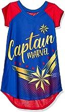 Marvel Girls' Captain Nightgown