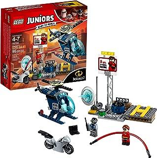 LEGO Juniors/4+ The Incredibles 2 Elastigirl's Rooftop Pursuit 10759 Building Kit (95 Piece)