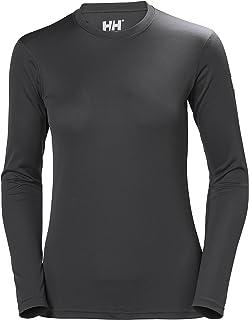 comprar comparacion Helly Hansen HH Tech Crew Camiseta Deportiva Manga Larga Mujer