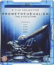 Prometheus To Alien - The Evolution (8 Blu-Ray) [Edizione: Regno Unito] [Italia] [Blu-ray]