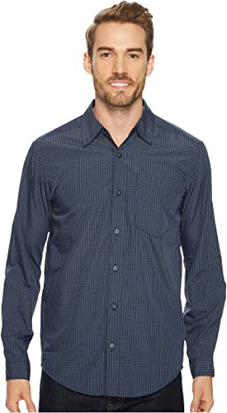 ExOfficio - Salida Plaid Long Sleeve Shirt