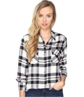 BB Dakota - Forest Flannel Top