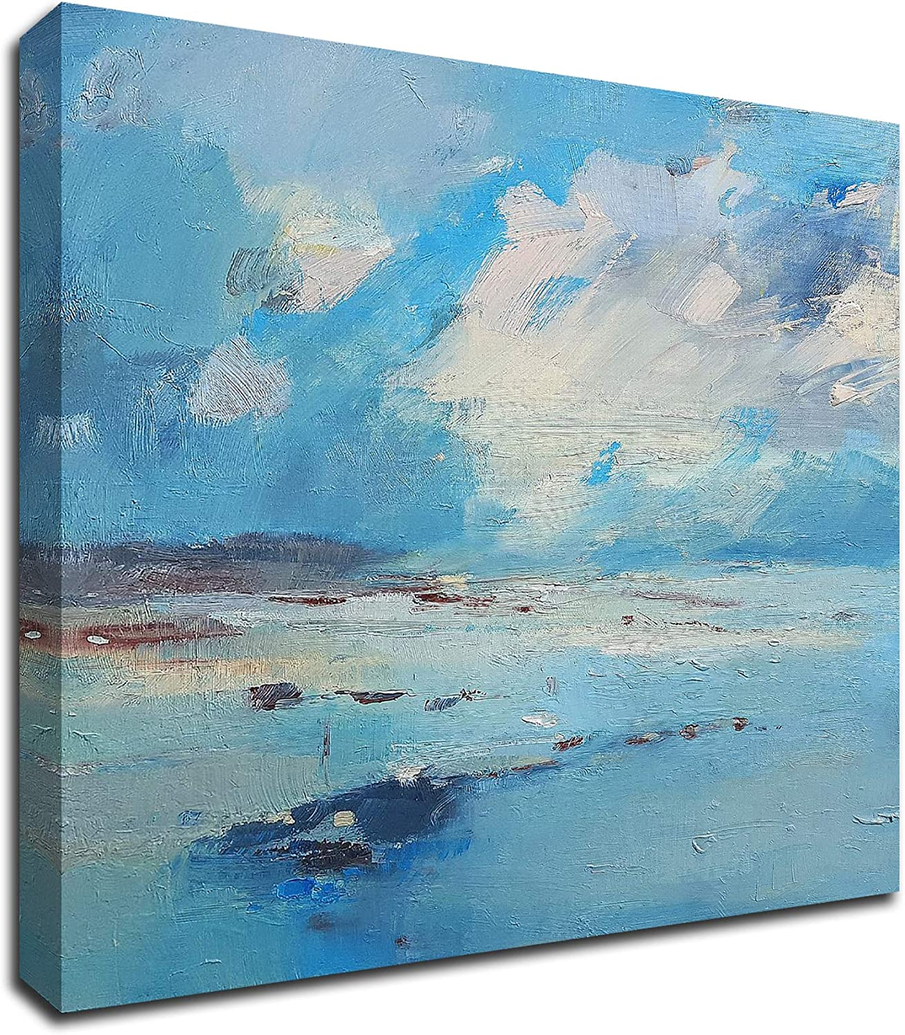 Max 45% OFF Tangletown Fine Art Low Tide by Print on shop Kinmont Andrew Canvas