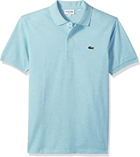 Mens Classic Short Sleeve Chine Pique Polo Shirt