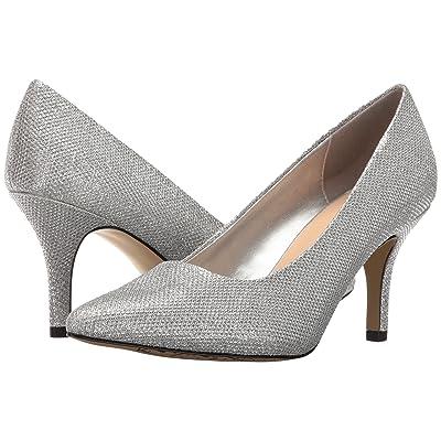Bella-Vita Define (Silver Glitter) High Heels
