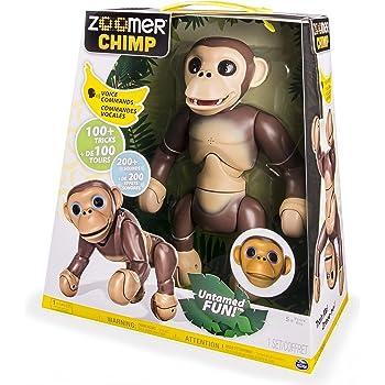 Zoomer  Chimp Toy