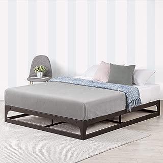 zinus 6 inch platform bed