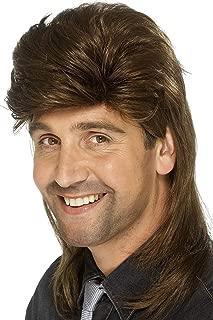 Smiffy's Men's Mullet Wig
