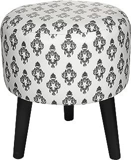 Best black and white vanity stool Reviews