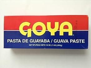 Goya Guava Paste / Pasta de Guayaba - 4-pack,  1 lb each