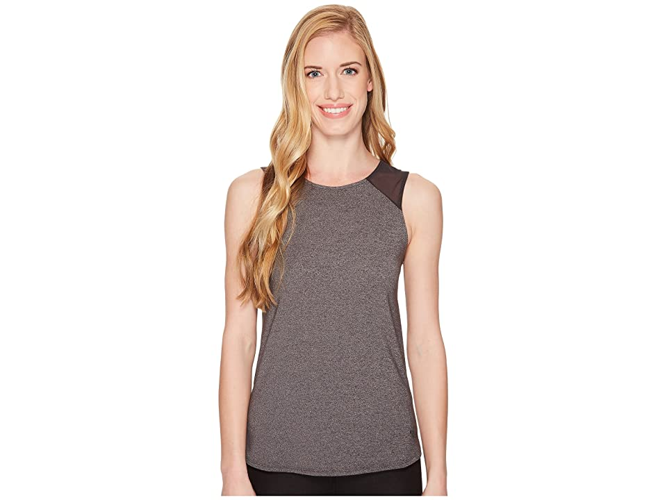 The North Face Beyond the Wall Backless Tank Top (Asphalt Grey) Women