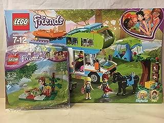 LEGO Friends Mia's Camper Van & Lego Friends Picnic Set