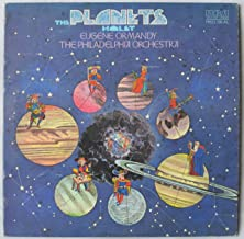 The Planets: Holst: Eugene Ormandy: The Philadelphia Orchestra