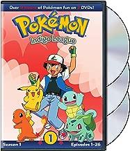 Pokemon:S1 Indigo League: P1 (RPKG/DVD)