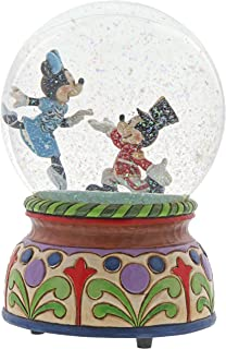 Department56 Enesco Disney Traditions Nutcracker Musical Waterball, Multicolor