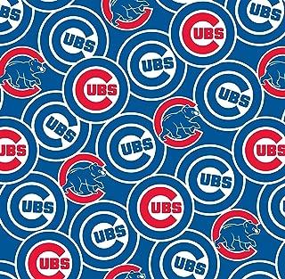 Chicago Cubs MLB Baseball in Blue 58