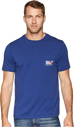 Short Sleeve US Tradition Pocket Tee