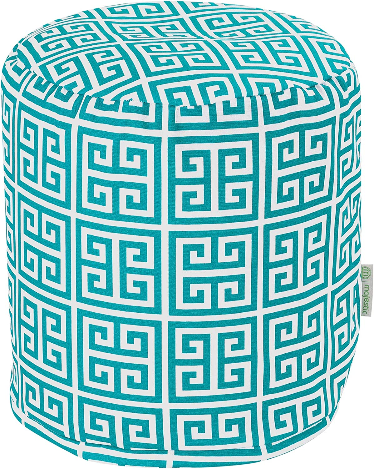 Majestic Home Goods Pacific Towers Small Pouf