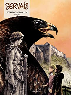 Godefroid de Bouillon - Tome 2 (French Edition)