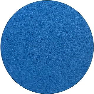 Lot de 5 disques abrasifs UltraGrind 40 S Angle 12/° Grain 40 Plateau abrasif en oxyde de zirconium EN 13743 12 /° Acier et acier inoxydable Coupe biseaut/ée