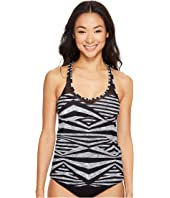 Speedo - Mesh Tankini Top