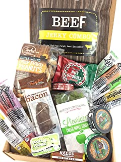 Snack Lover's Gift Box - REGULAR SIZE - Best Gift for the Snack Lover in your life