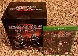 Sword Art Online: Fatal Bullet Phantom Edition (Xbox One)