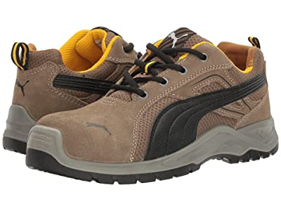 PUMA Safety Omni ST (Brown) Men