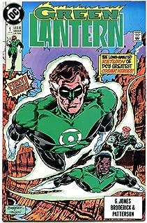 Green Lantern (1990 series) #1