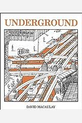 Underground Kindle Edition