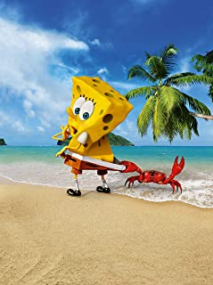 newhorizon The Spongebob Movie Sponge Out of Water Movie Poster 17`` x 22`` NOT A DVD