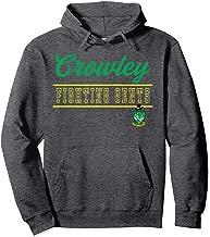 Crowley High School Fighting Gents Pullover Hoodie C4